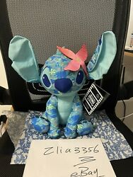 Stitch Crashes Disney The Little Mermaid Plush Limited Release In Hand Ship Now