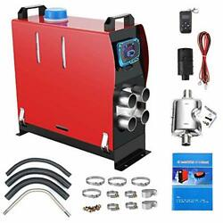 8kw Diesel Air Heater12v All In One Kit Diesel Heater With Remote Control And L