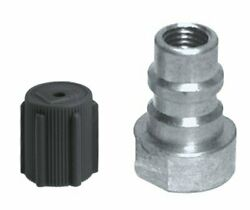 Certified Ac Pro Car Air Conditioner Adapter Valve Converts R12 To R134a Refrig