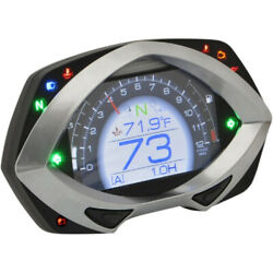 Koso Rxf Multi-function Speedometer With Backlit Display And Indicators