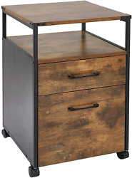 Rolling File Cabinet On Wheels,wood Mobile Office Cabinet Filing Cabinets For Ho