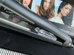 """Pretty In A Minute Professional Flat Iron / Hair Straightener 1.25"""""""