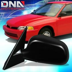 For 1997-2001 Mitsubishi Mirage Factory Style Left Driver Side View Door Mirror