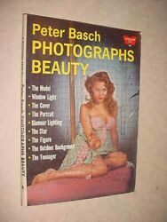 Peter Basch Photographs Beauty Whitestone 31 1960 Nudes Pin-up