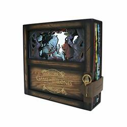 Luxury Box Game Of Thrones Chapter 1-final Chapter Blu-ray Complete Collection