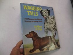 Animals Pets Dog Breeds Wagging Tails Album Dogs Color Illus. Boxer Beagle Bull