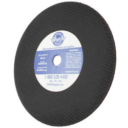 12 Cutting Wheel 5/32 Thick 1 25.5 Mm Arbor - Abrasive W/glass Cloth Mesh For