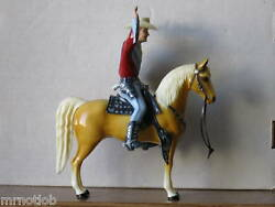 Vintage 1950's Hartland Roy Rogers W/trigger Champ Style Palomino
