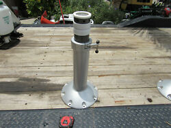 Stidd Pedestal - Base - Fits All Admiral 500 Helm Seat Chairs - Boat Yacht