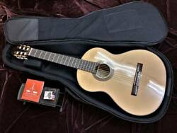 The Next Day Yes Aria A-50s Classical Guitar Introductory Set Gig Case Tuning