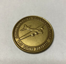 Veterans Of Of Foreign Wars Vfw Challenge Coin - B-17 Flying Fortress