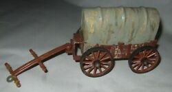 Covered Wagon Toy Vtg