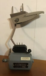 Kenmore Model 60 Sewing Machine Motor And Light On/off Switch Japan 1.2 Amp Tested