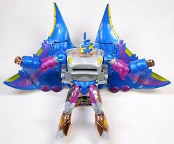 Transformers Beast Wars Depth Charge Complete Transmetals 1998 Hasbro