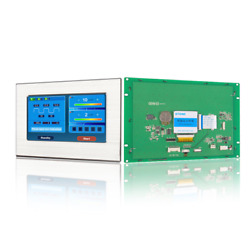 8 Inch Graphic Tft Lcd Module Embedded Software Smart Touch Screen Display