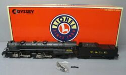 Lionel 6-38012 Wheeling And Lake Erie 2-6-6-2 Steam Locomotive And Tender W/odyssey