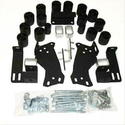 Performance Accessories Pa183 Body Lift, 3 In., Nylon, Chevy, Gmc, Kit