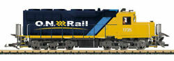 Lgb 25556 G Scale Ontario Northland Sd40 Diesel Locomotive 1735 W Sound And Dcc