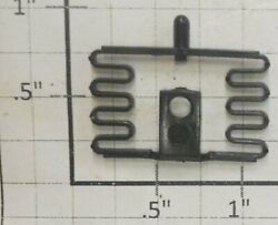 Lgb 2040/68 Plastic Hook Coupler Centering Spring - Pin Angled Up 64409-1 50