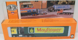 Con-cor 0004-001007 Tractor And Moving Van Mayflower