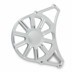 Arlen Ness Chrome 10-gauge Front Drive Pulley Cover For Indian Scout P-1165