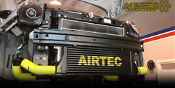 Airtec Front Mount Intercooler Upgrade Kit Fits For Fiat 500 Abarth - Atintft1