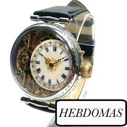 Supreme Product Hebdomas 8days Pocket Watches