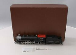 Ho Brass Northern Pacific Class W 2-8-2 Steam Loco And Tender 1519 Painted Ex