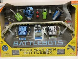 Hexbug Battlebots Build Your Own Battlebox - See Pictures
