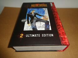Battle Royale Ultimate Edition Vol. 2 3-in-1 Hardcover Manga Book In English