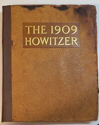 1909 Howitzer West Point - General George S. Pattonand039s Senior Yearbook Wow