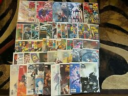 Xmen Unlimited Vintage Comic Book Lot - Qty 47 Bx18 1 To 50 Near Complete