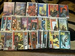 Ultimate Xmen Vintage Comic Book Lot - Qty 47 Bx18 1 To 100 Fairly Complete