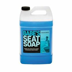 Boat Vinyl And Upholstery Cleaner,protects And Enhances Leather ,1 Gallon Refill