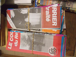 Set Of 39 Magazines The Mail The Retired - 1984 -85 - 86 - 87