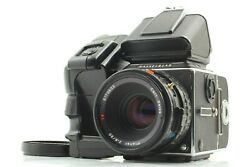 【mint】 Hasselblad 503cxi Film Camera Cfe 80mm F2.8 Lens A12 Ii From Japan 862