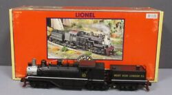 Lionel 6-28022 West Side Lumber Shay Steam Locomotive And Tender W/railsounds Ln