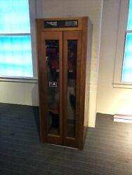 American Telephone And Telegraph Co Phone Booth 1961 Last Chance