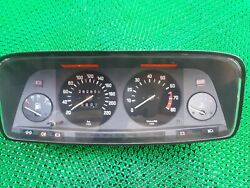 For Bmw E12 5 Series M20b20 Dashboard Speedometer With Tachometer 220 Km/h Vdo