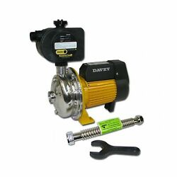 Davey Water Products Bt30-30t2-usa Pressure Booster Pump With Torrium Ii Cont...