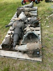 Erson216261964-74 Ford Automatic Transmissions C4 Fmx C6