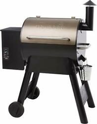 Traeger Grills Pro Series 22 Electric Wood Pellet Grill And Smoker Bronze