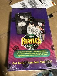 1993 The Beatles The Beatles Collection - Trading Cards - Box Us Memorabilia