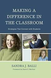 Making A Difference In The Classroom Strategie, Balli.+