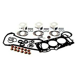 For Sea-doo Spark 2 Up 18-19 Wsm Platinum Series Complete Top End Kit