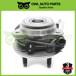 Front Wheel Bearing And Hub Assembly 2000-2009 Ford Ranger Mazda B4000 4x4 W/abs