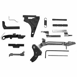 Lone Wolf Distributors Completion Lower Parts Kit For Glock 19 Or 23 Compact