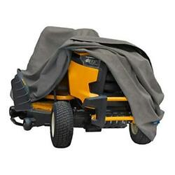 3045 Garrison Waterproof Zero-turn And Riding Lawnmower Cover, Fits Decks Up To