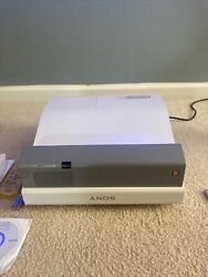 Sony Ultra Short Throw Projector Vpl-sw620c Discontinued