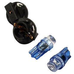 Faria Replacement Bulb F/4 Gauges - Blue - 2 Pack